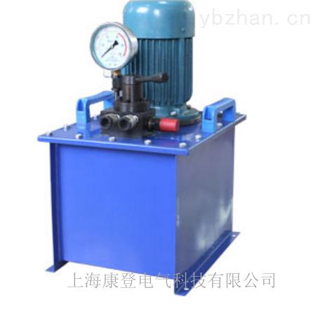 CZB6300超高壓電動油泵?泵站
