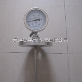 WSS萬向不銹鋼雙金屬溫度計