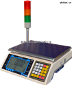 HZF系列100公斤上下限報警臺秤連接電腦