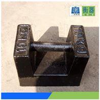 泉州带证书25公斤铸铁砝码
