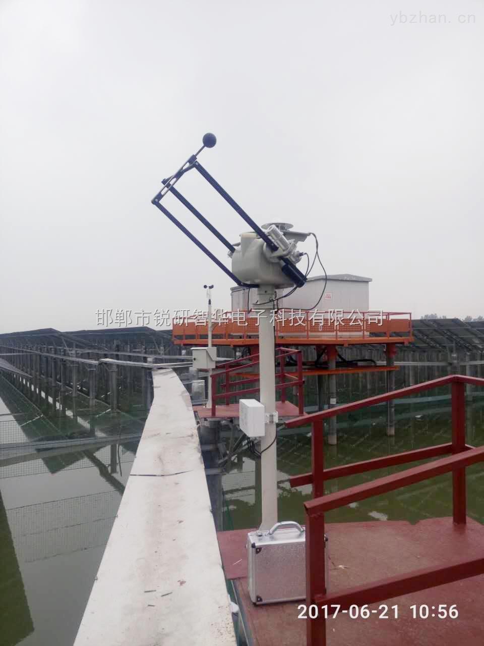 RY-Saut-3全自动跟踪太阳辐射仪