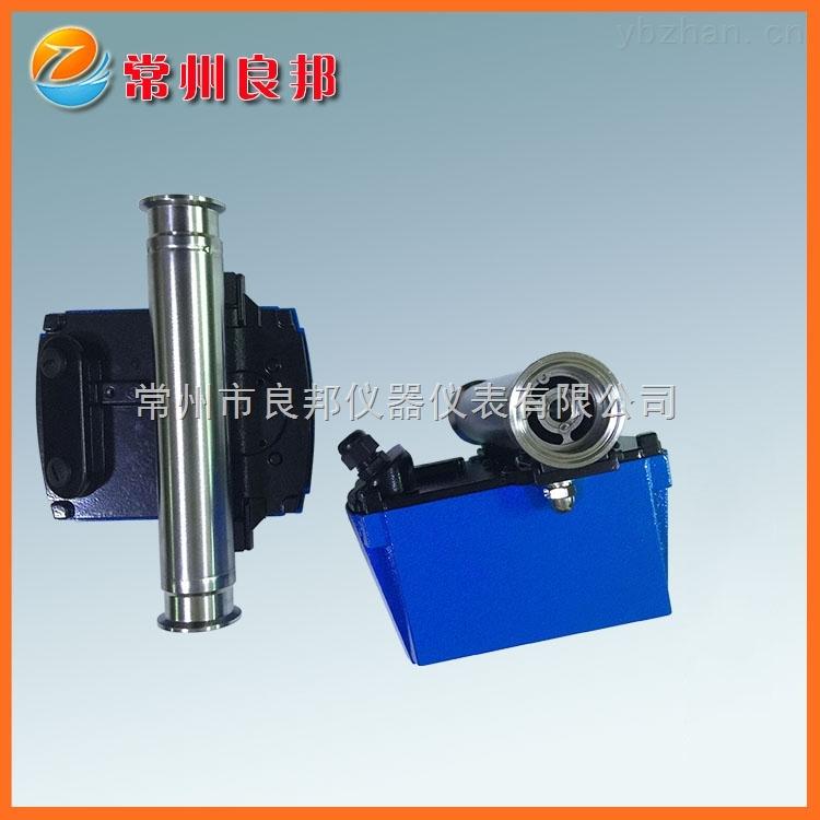 卫生级金属管浮子流量计水处理设备