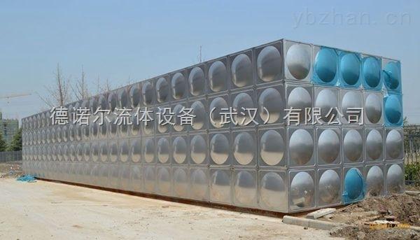 定制-荆州 地埋式装配式水箱 价格