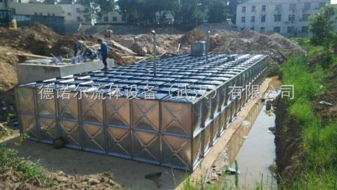 黄冈 地埋式生活水箱 供应商