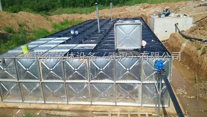 定制-鄂州 bdf地埋式水箱 规格