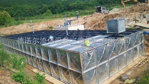荆州 地埋不锈钢水箱 生产