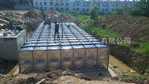 仙桃 地埋式装配式水箱 冲压板