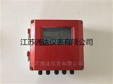 TD-FS2800野外安装明渠流量计,太阳能供电