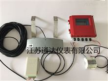 TD-FS2800明渠流量计安装,罐区稳定测量