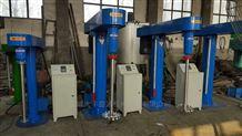 攪拌500公斤7.5kw機械升降分散機