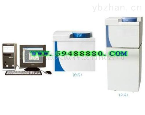 ZH6638型立式快速量熱儀 雙控