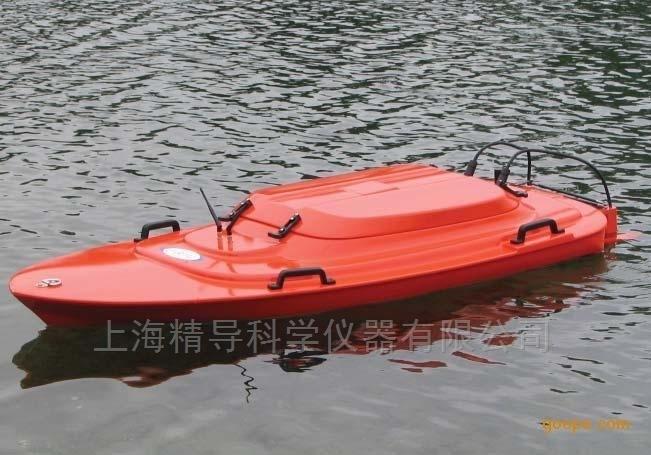 q-boat遥控三体船