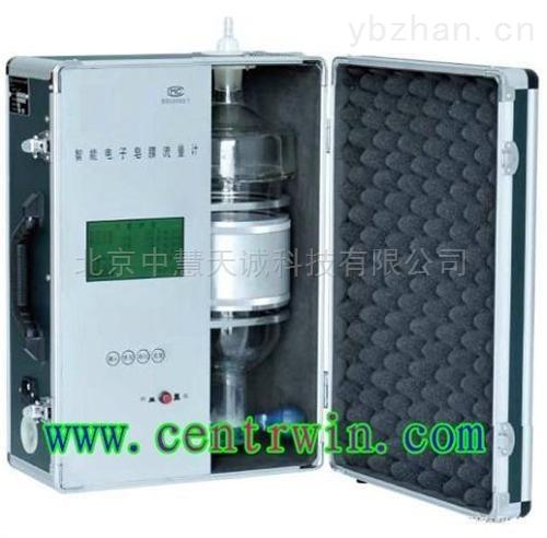 ZH6450型智能电子皂膜流量计(1000ml)