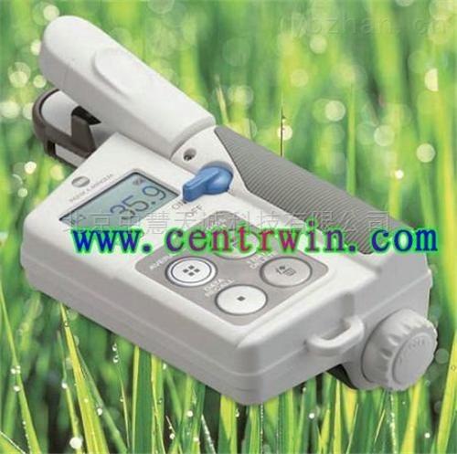 ZH6115型便攜式葉綠素測定儀/葉綠素儀/葉綠素含量測定儀 日本