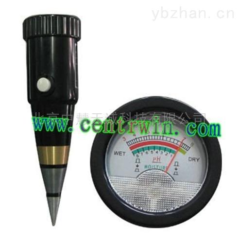ZH6018型土壤酸碱平衡仪/土壤酸度计(可测2-30cm深度土壤酸度)