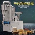 哪里有賣大麥除塵粉碎機組?自動式打粉機!