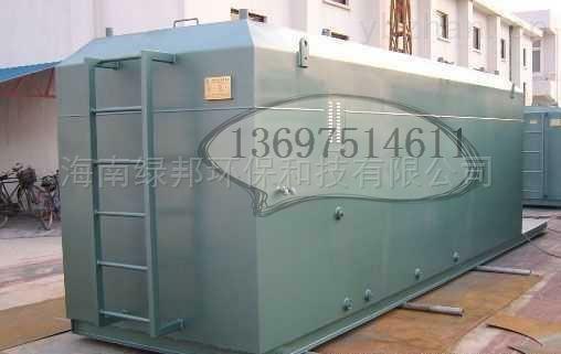 生活废水处理设备生产厂商