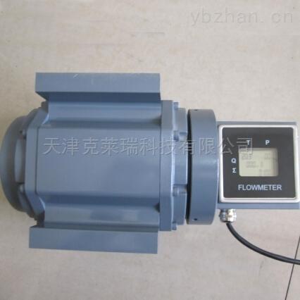 DN100溫壓補償羅茨流量計