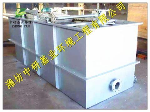延边襄樊一体化地埋式污水处理设备