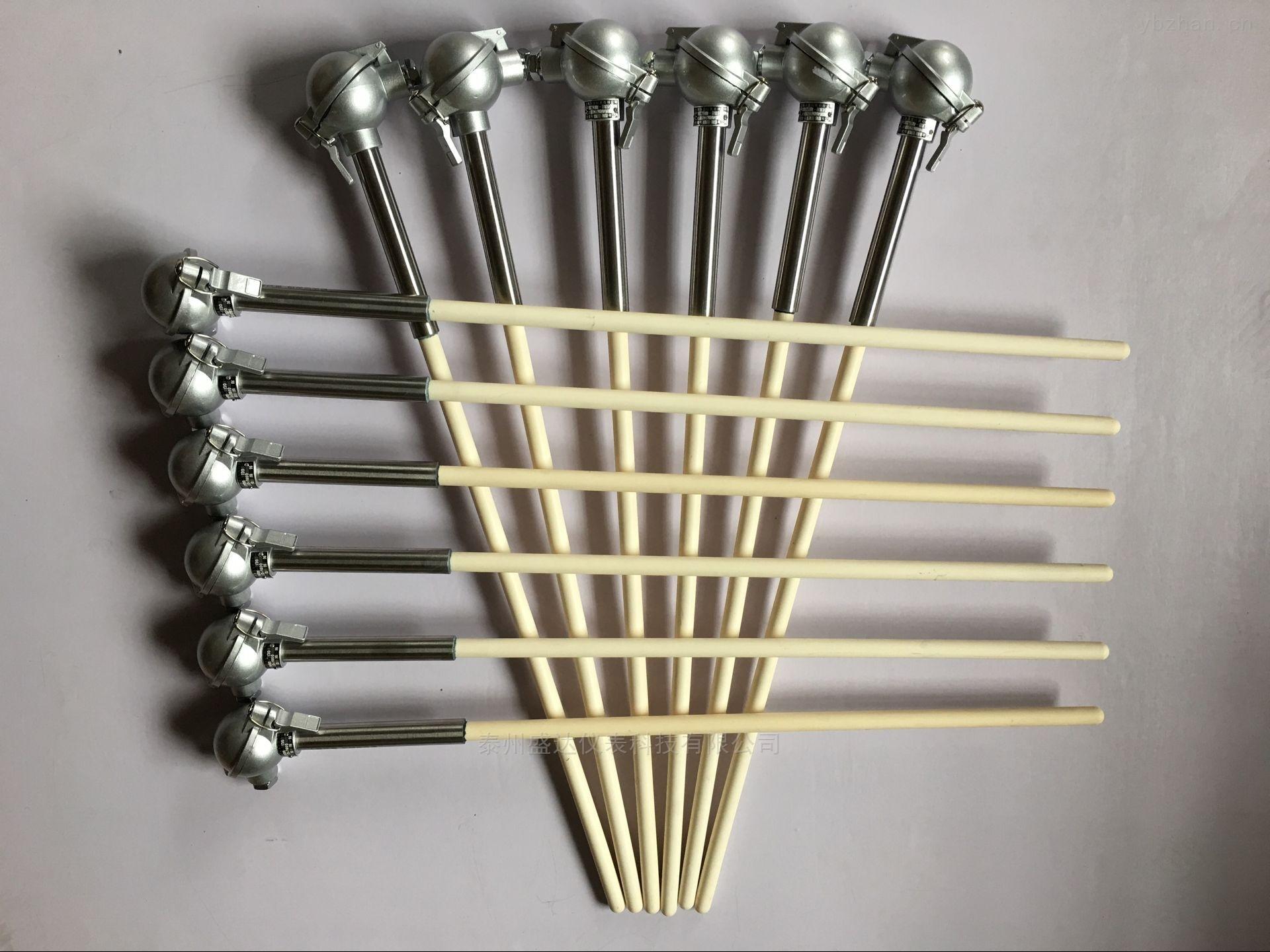接触式温度传感器s型耐高温铂铑热电偶
