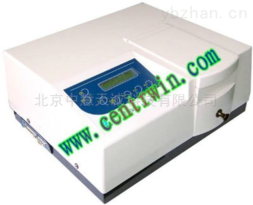 ZH4033型紫外-可见分光光度计/紫外分光光度计756MC(含软件)