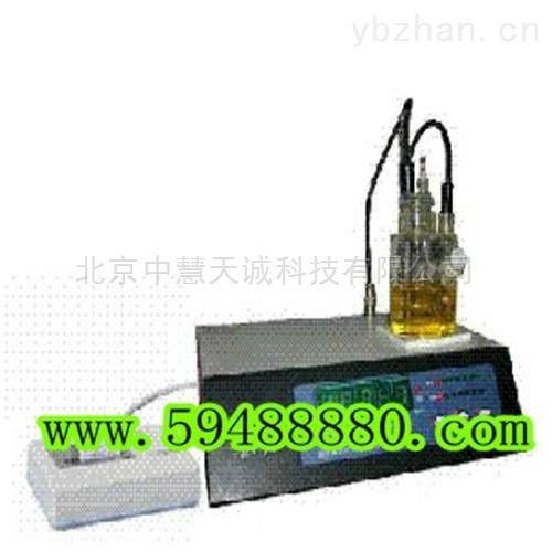 ZH2023型微量水分测定仪