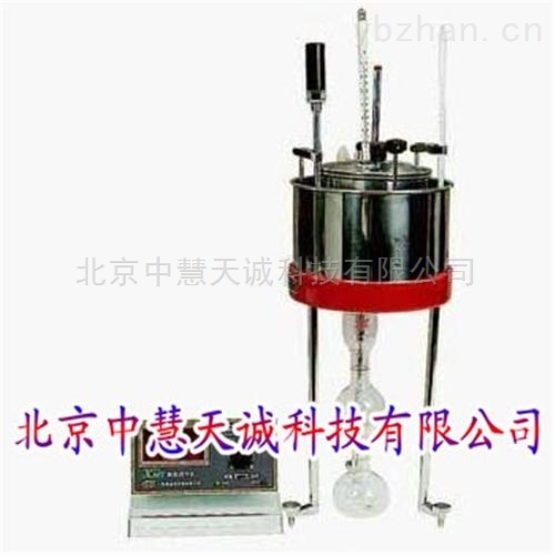 ZH1045型煤焦油粘度測量儀/數顯瀝青恩格拉粘度計
