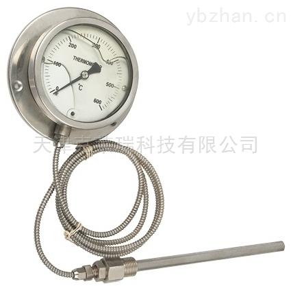 不銹鋼電接點壓力式溫度計