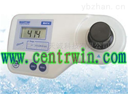 ZH529型氨氮浓度测定仪/便携式氨氮测定仪(中量程) 意大利