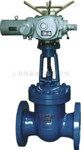 Z941Y-150LB-100-電動法蘭100口徑閘閥