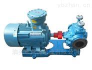 树脂泵机械结构
