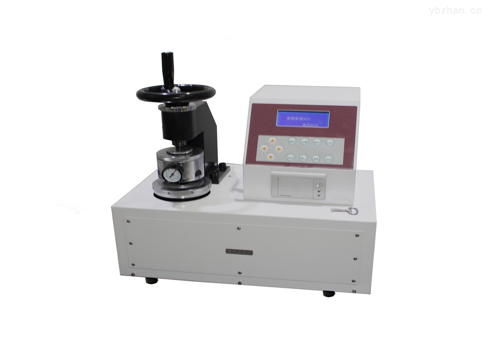 铝箔检测设备耐破强度测试仪价低质优