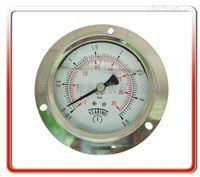 100MM軸向耐震真空壓力表