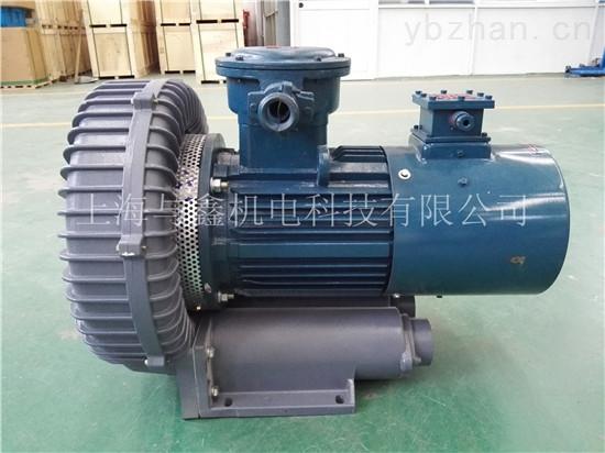 防爆变频高压旋涡气泵