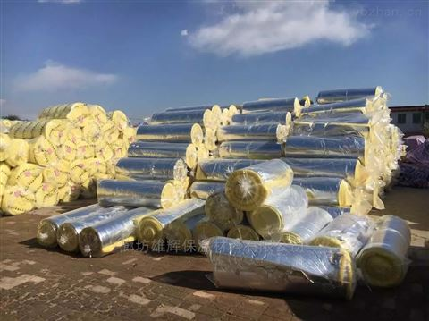 正定县销售玻璃棉管/蒸汽管道保温管