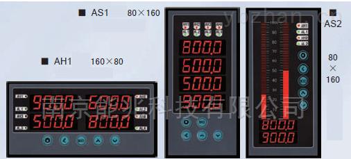 NZ-XSD4系列4通道數顯儀表