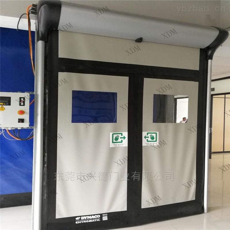 东莞XDM柔性升降门 电动柔性提升大门