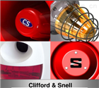 全系列Clifford Snell报警灯闪光灯旋转报警器
