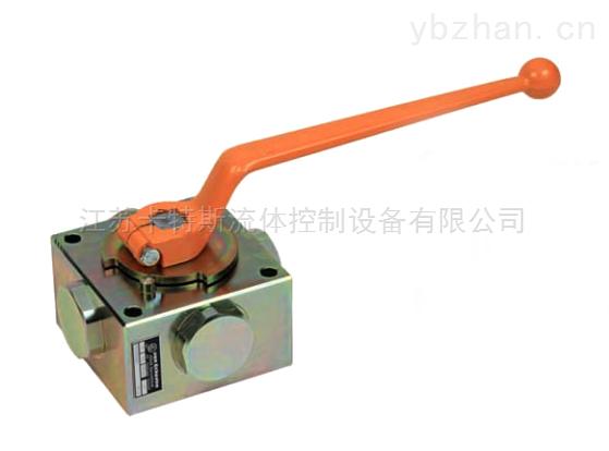 進口液壓球閥HBVP-C