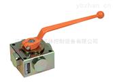 进口液压球阀HBVP-C