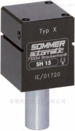 SOMMER夹具GP1816N-B