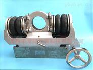 YT013型气胎移动座,气动校正器