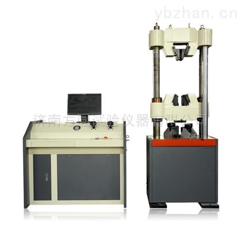 截面圆形钢筋检验、中高端60吨液压钢筋拉伸屈服测试机生产厂家