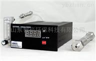 高濃度便攜式臭氧氣體檢測儀(正壓取樣)