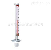 防腐磁翻柱液位計調試