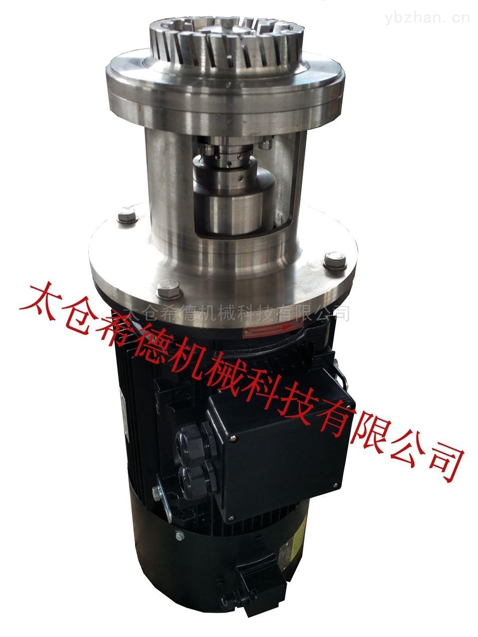 SAE-超高速间歇式高剪切均质乳化机