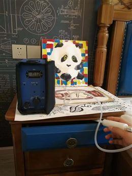 泵吸式室内甲醛气体检测仪