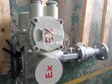 湖泉制造高温高压电动塑料衬里截止阀