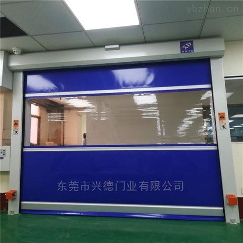 XDM-2100工业保温快速卷帘门厂家