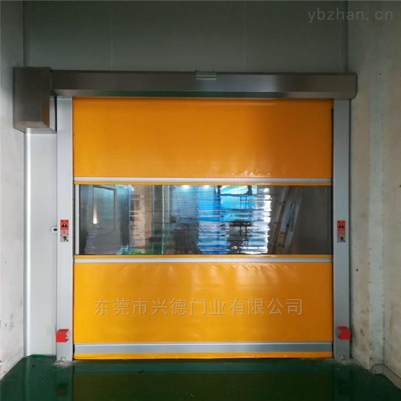 工业自动感应门|快速卷帘门|洁净车间快速门